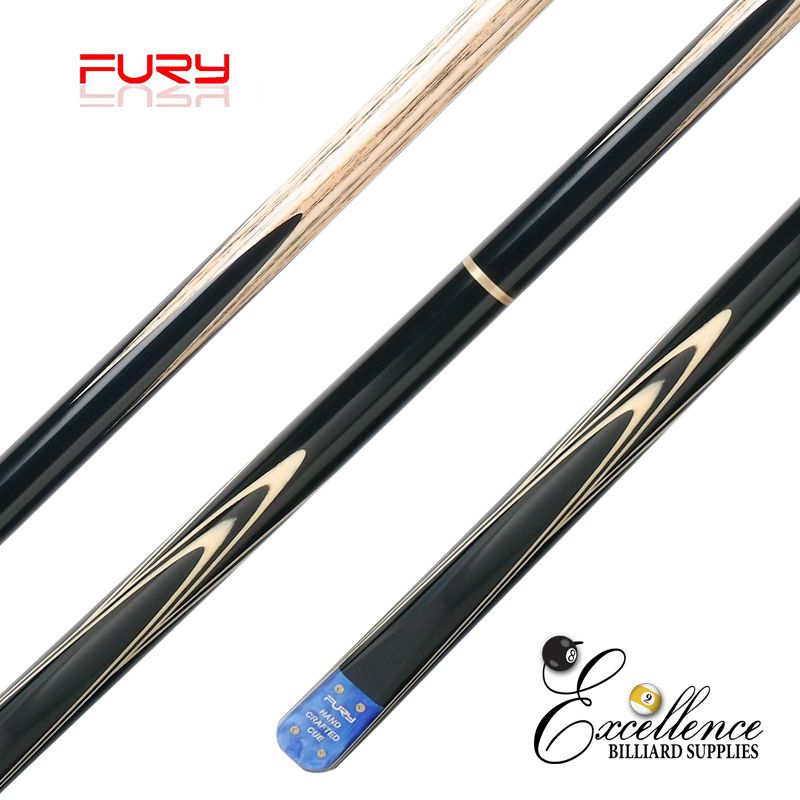 "FURY (SN-1) 57"" 2-PC ASH SNOOKER CUE"