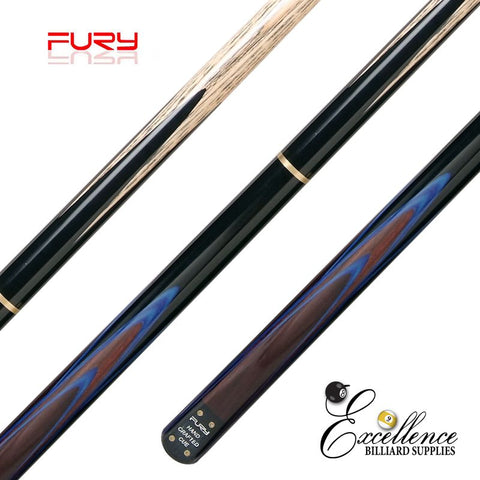 "FURY (SN-5) 57"" 2-PC ASH SNOOKER CUE"