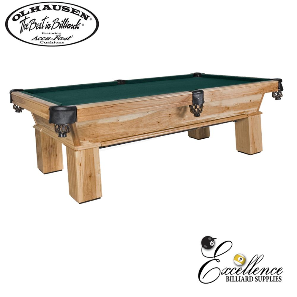 Olhausen Pool Table Southern 8' - Excellence Billiards NZL