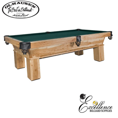 Olhausen Pool Table Southern 8' - Excellence Billiards