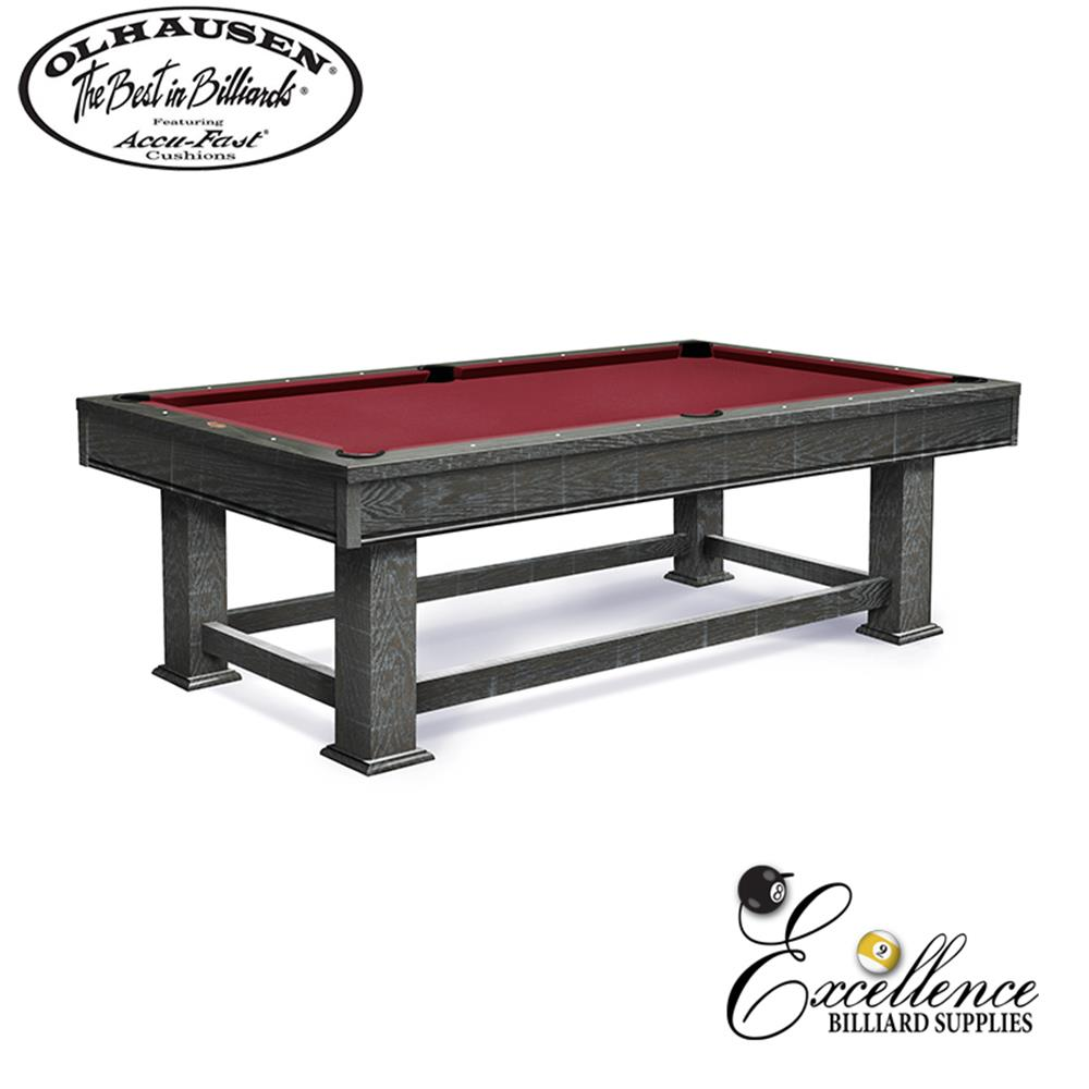 Olhausen Pool Table Taos