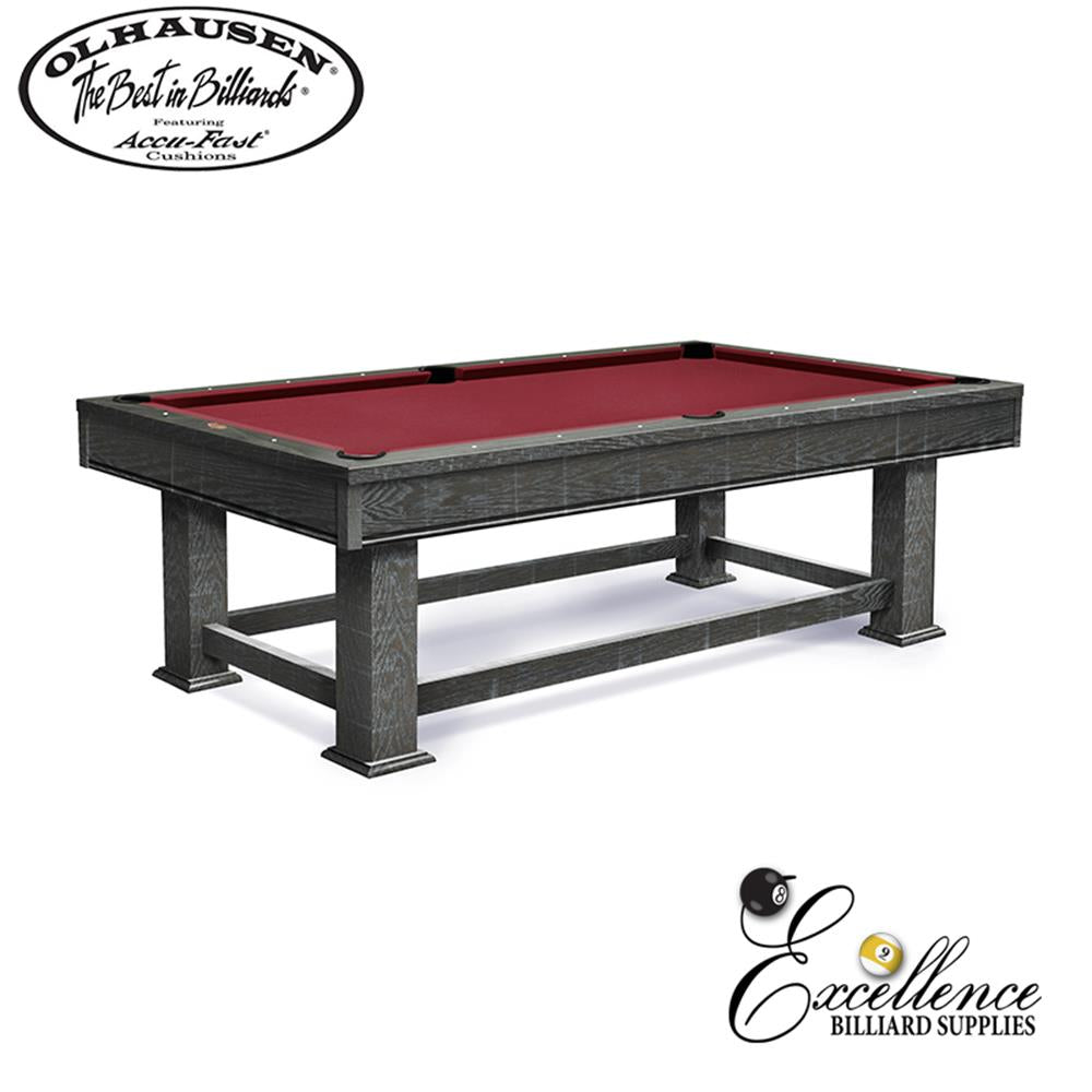Olhausen Pool Table Taos - Excellence Billiards NZL