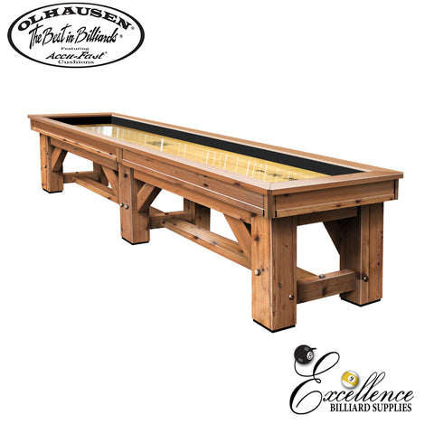 Olhausen - Timber Ridge - Excellence Billiards NZL