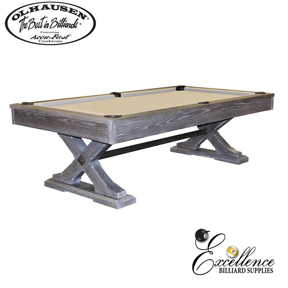 Olhausen Pool Table Tustin - Excellence Billiards NZL