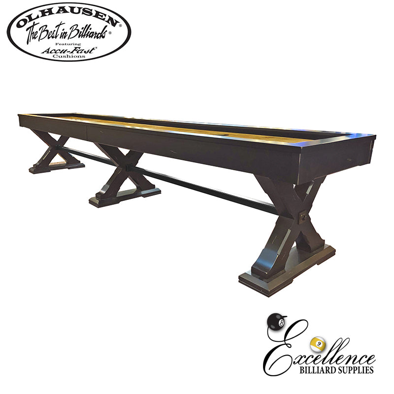 Olhausen - Tustin - Excellence Billiards NZL