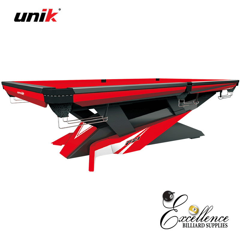 UNIK Pool Table - Excellence Billiards NZL