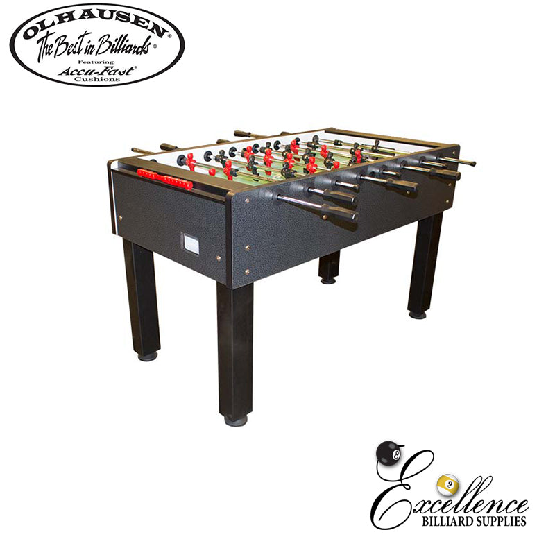 Olhausen Foosball - Valencia - Excellence Billiards NZL