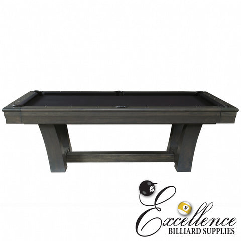 8' Valentina Pool Table