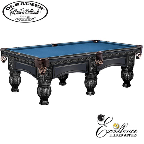 Olhausen Pool Table Venetian 8' - Excellence Billiards NZL