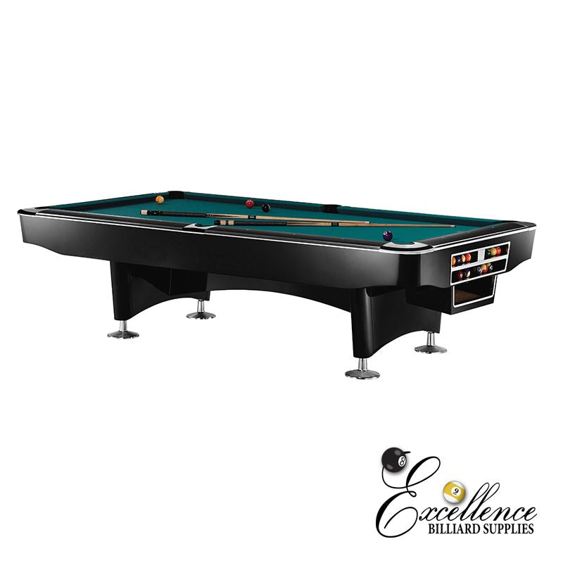 Excellence Victory Tournament Pool Table - Excellence Billiards