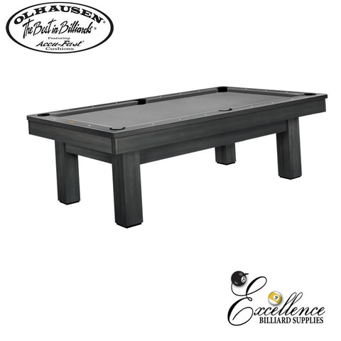 Olhausen Pool Table West End - Excellence Billiards NZL