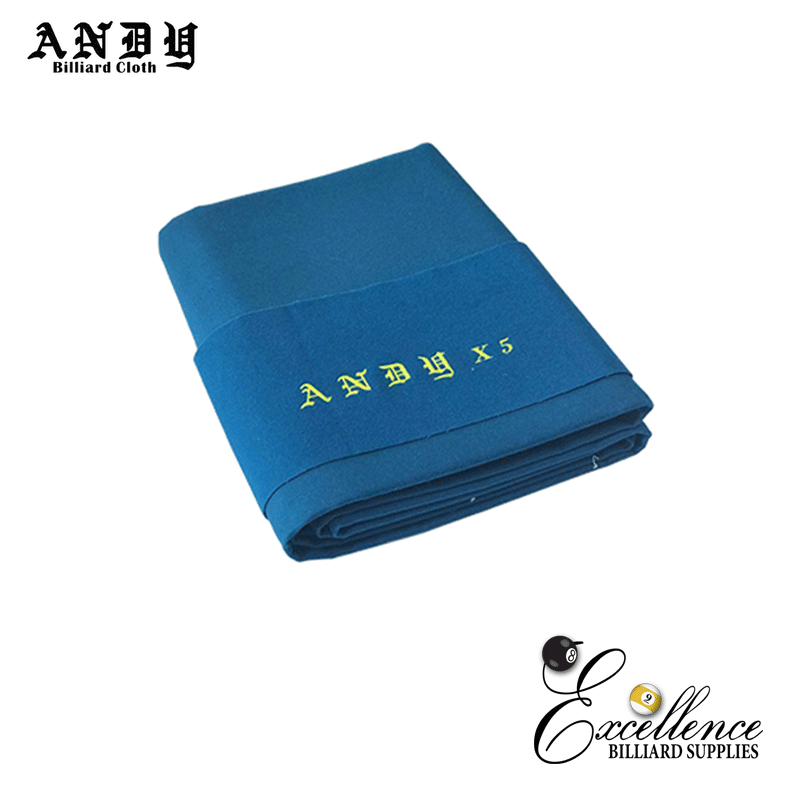 ANDY X5 CLOTH - 7ft ANDY Blue
