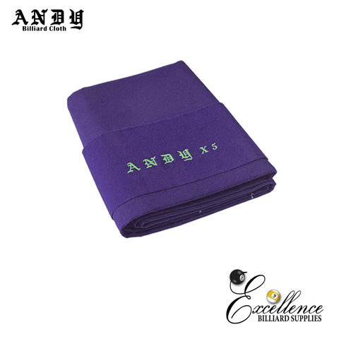 ANDY X5 CLOTH - 7ft Purple