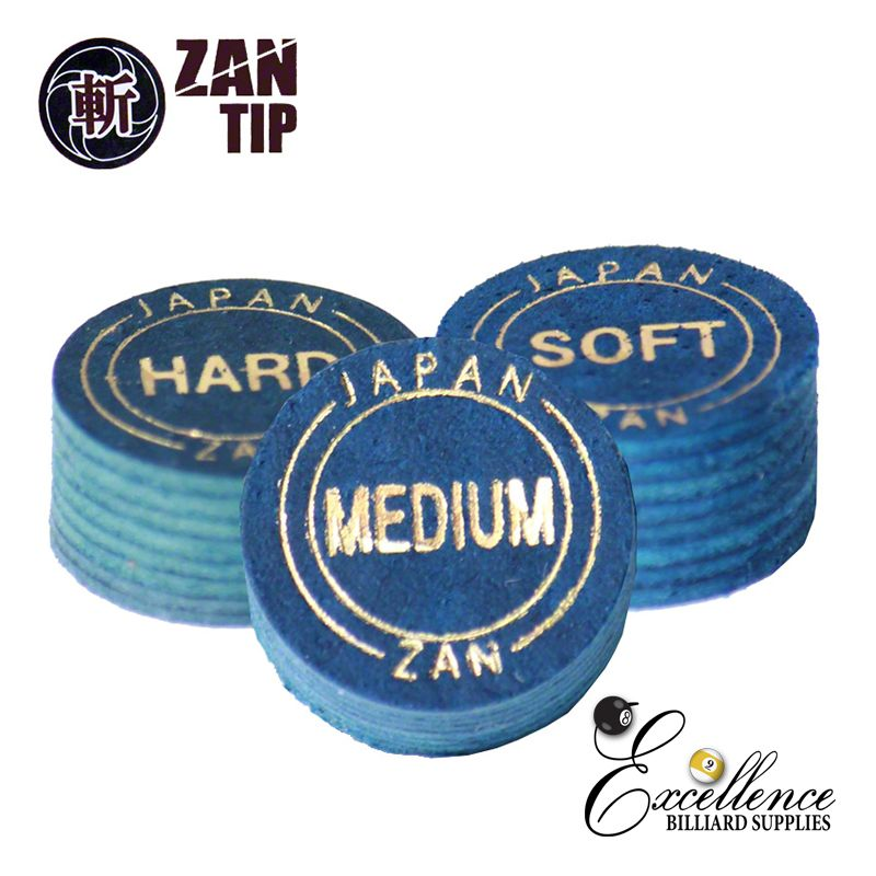 Zan Tip - Excellence Billiards