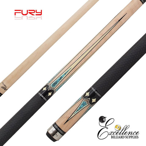 "FURY (ZS-03) 58""2-PC ZS FURY DECAL CUE"