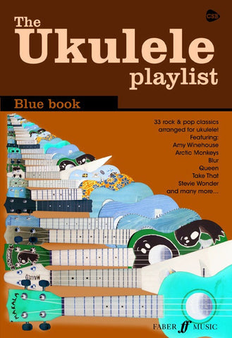 The Ukulele Playlist: Blue Book - Chord Songbook