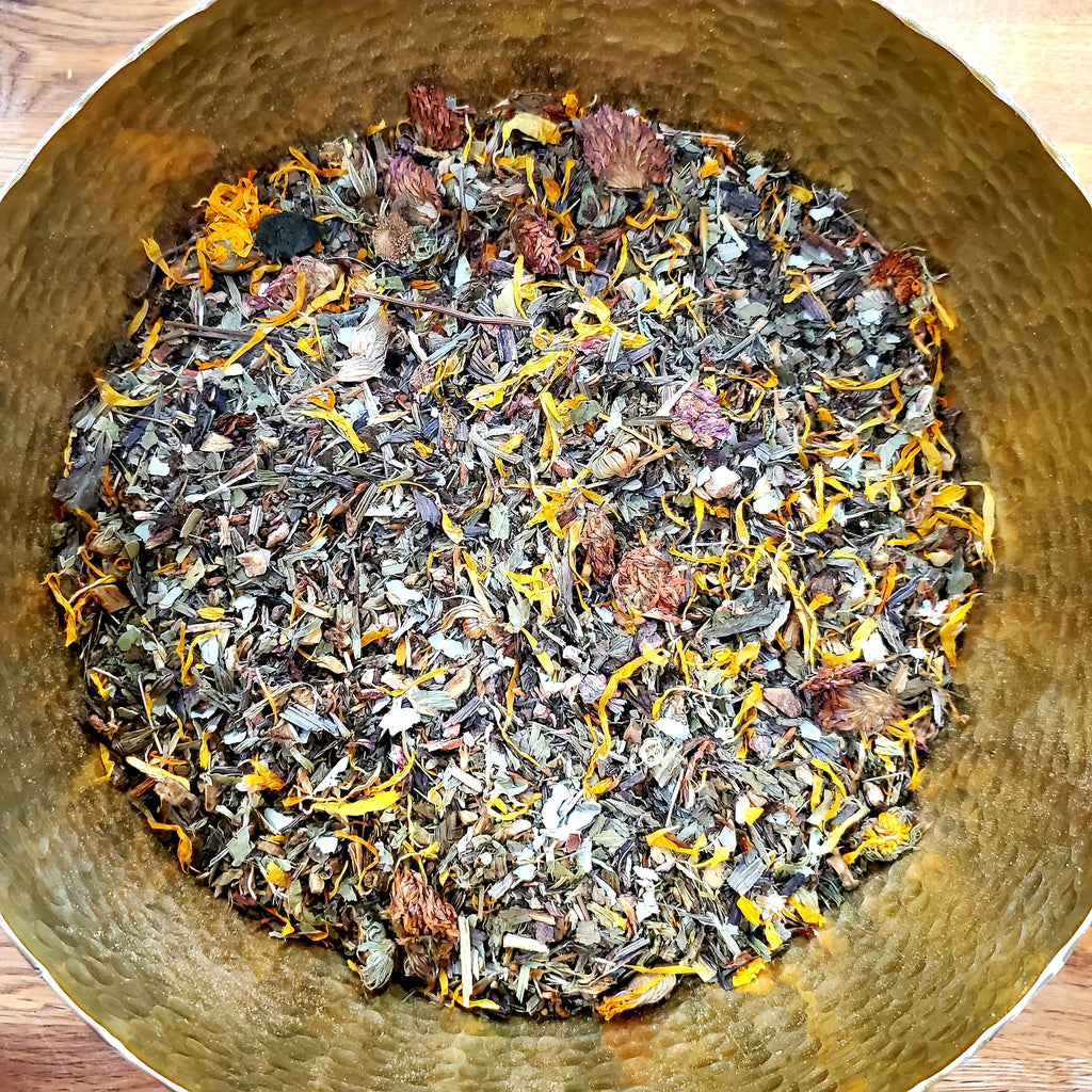 Anti-hack Loose Leaf Tea