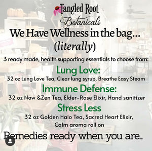Wellness in the bag!