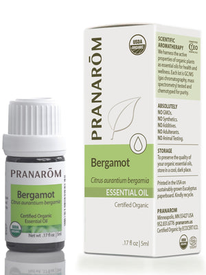 Bergamot Essential Oil,  Organic