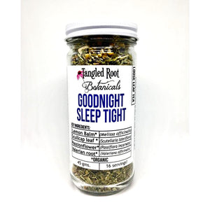 Good Night Sleep Tight Loose Leaf Tea