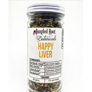 Happy Liver Loose Leaf Tea
