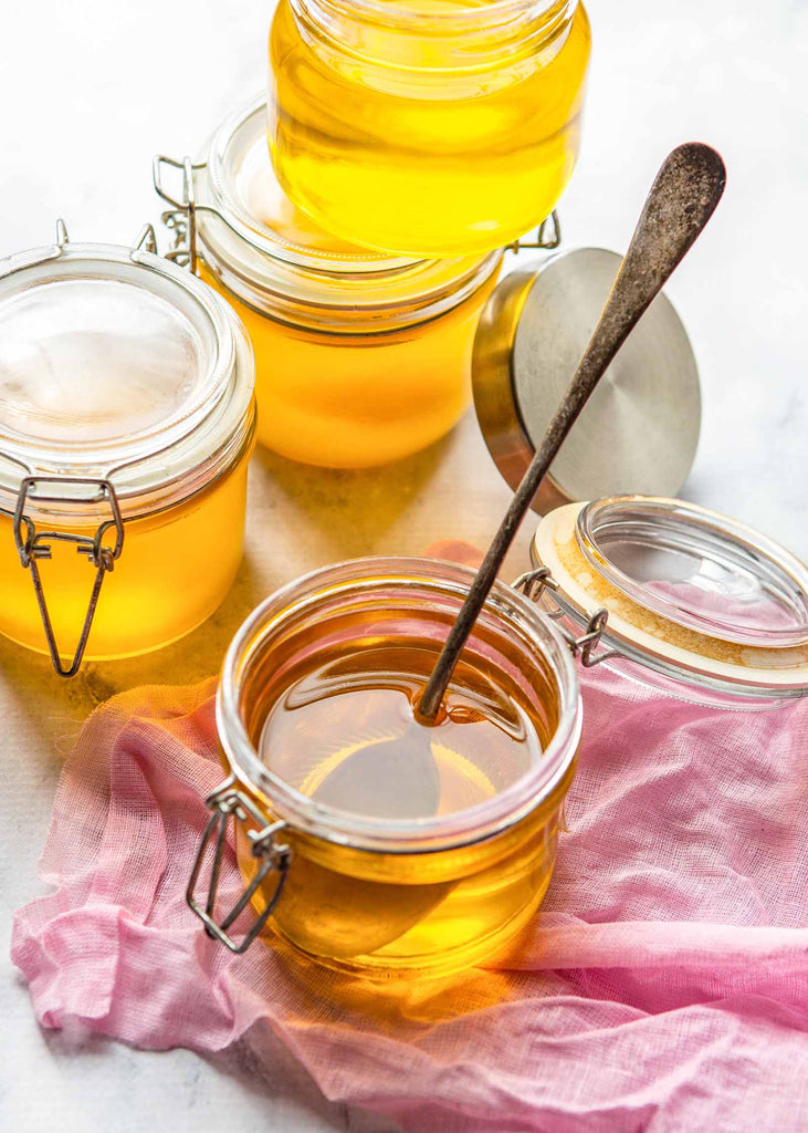 Making Anti-inflammatory Ghee