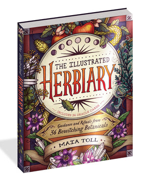 The Herbiary by Maia Toll