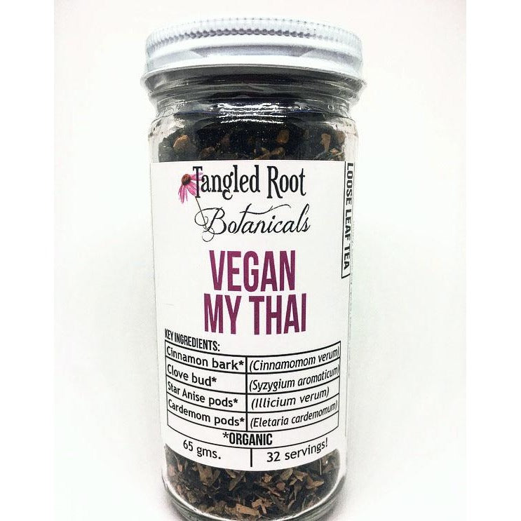 Vegan My Thai Loose Leaf Tea