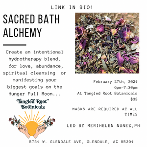 Sacred Bath Alchemy