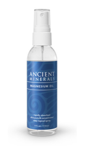 Magnesium Oil by Ancient Minerals - 4oz