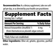 Astaxanthin by Designs for Health, 60 Softgels