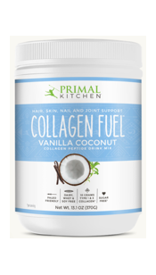 Collagen Fuel by Primal Kitchen - Vanilla Coconut, 370g (13.1 oz)