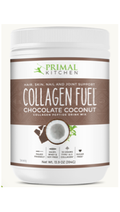 Collagen Fuel by Primal Kitchen - Chocolate Coconut, 370g (13.1 oz)
