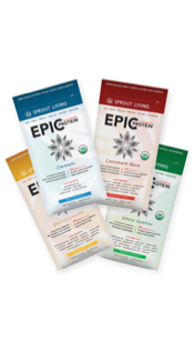 Epic Protein Powder - Sample Size