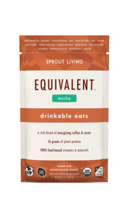 Equivalent Drinkable Oats by Sprout Living - Sample Size