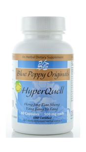 HyperQuell by Blue Poppy Originals, 60 Capsules