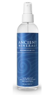 Magnesium Oil by Ancient Minerals - 8oz