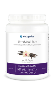 UltraMeal Rice Protein Powder by Metagenics