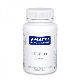 l-Theanine by Pure Encapsulations, 120 Capsules
