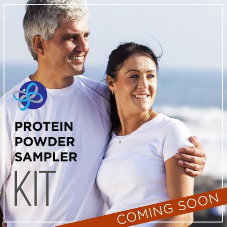 PROTEIN POWDER Sampler Kit