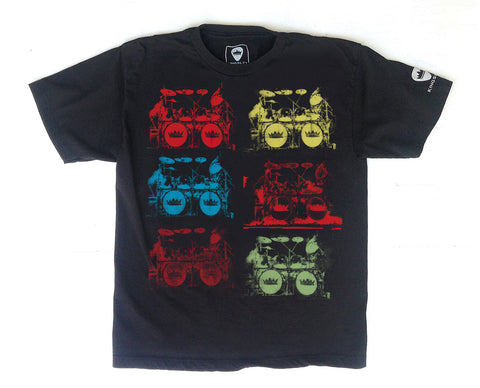 "KINGSLEY ""DRUMS"" BOYS T-SHIRT - Kingsley Clothing"