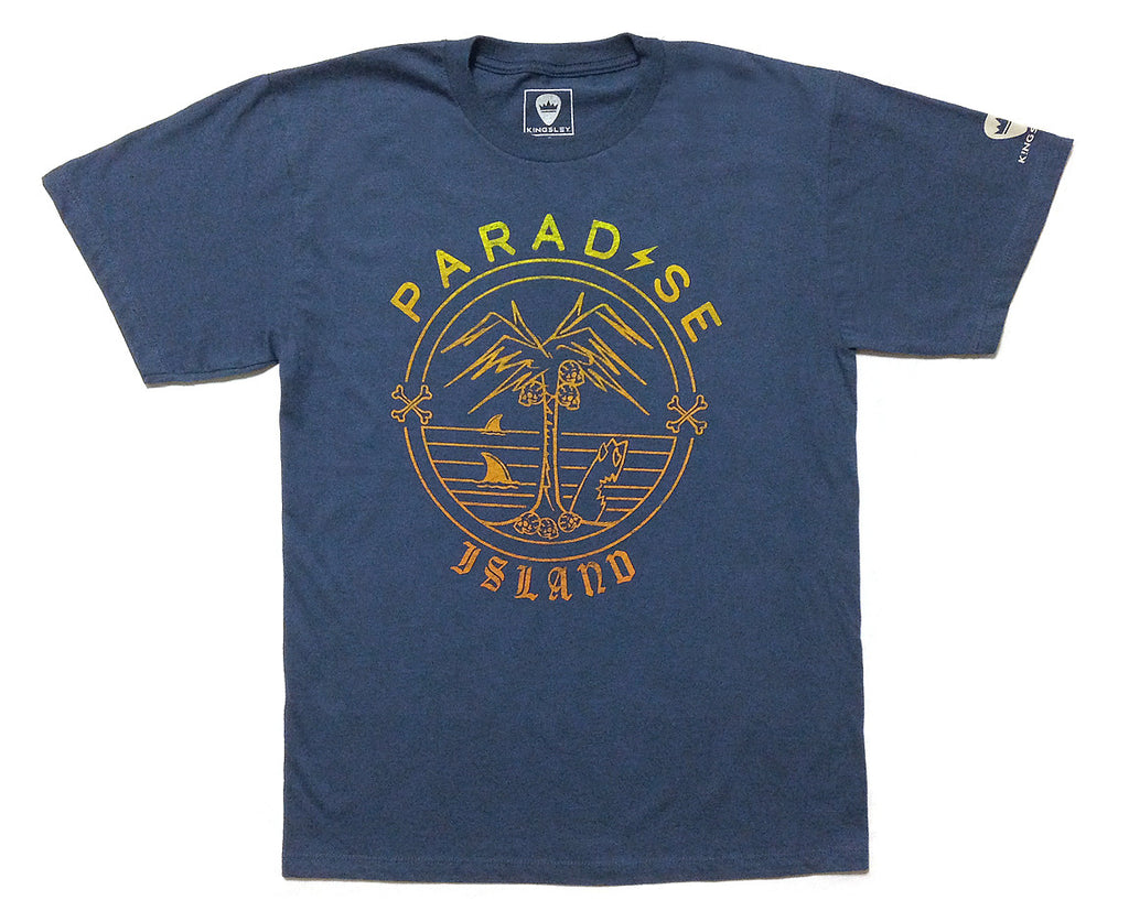 "KINGSLEY ""PARADISE"" BOYS T-SHIRT - Kingsley Clothing"