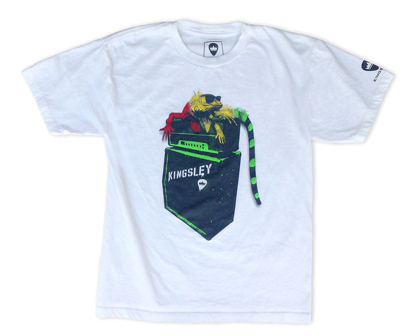 "KINGSLEY ""RASTAGUANA"" BOYS T-SHIRT - Kingsley Clothing"