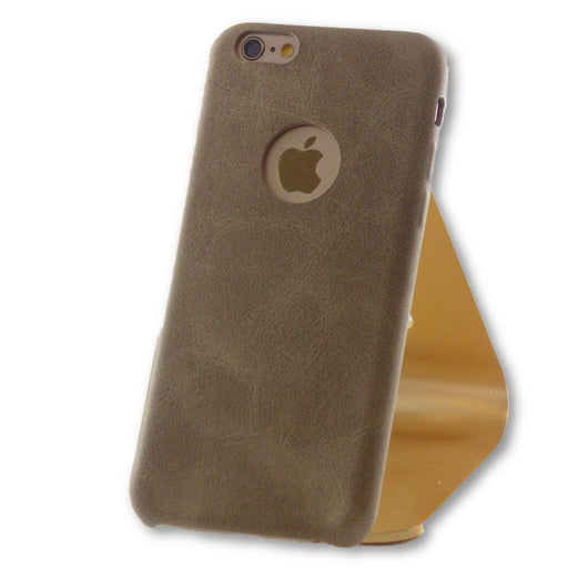 iPhone 6/6S Beige Slim PC Case-FlagshipsGear