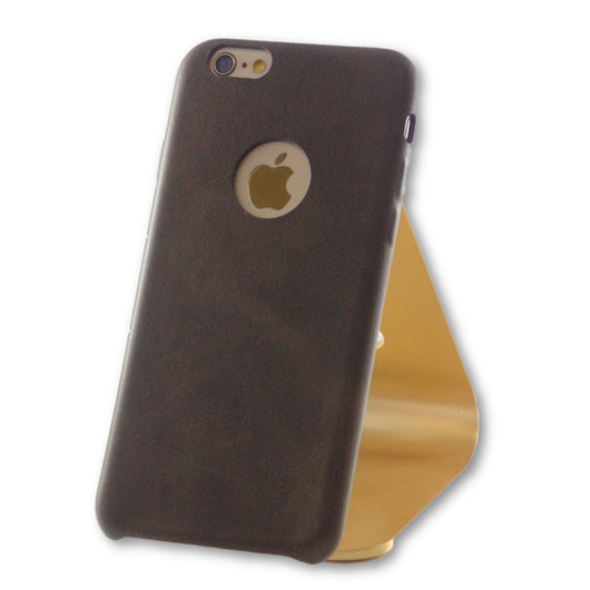 iPhone 6/6S Brown Slim PC Case-FlagshipsGear