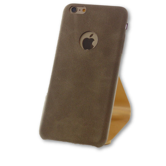iPhone 6 Plus/6S Plus Beige Slim PC Case-FlagshipsGear