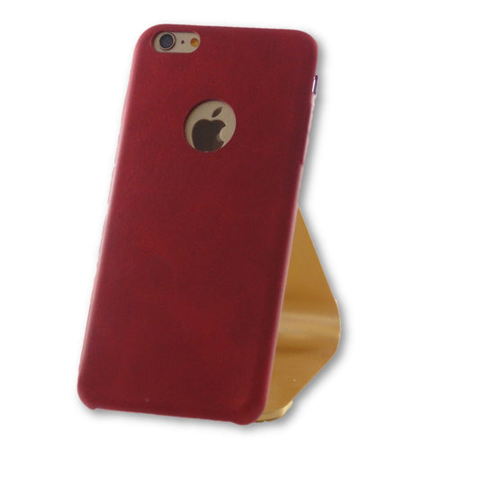 iPhone 6 Plus/6S Plus Red Slim PC Case-FlagshipsGear