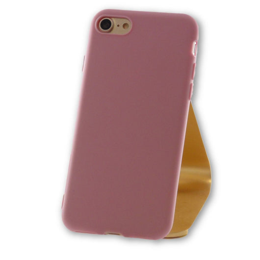 iPhone 7 Pink Silicone Case-FlagshipsGear