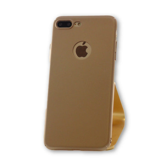 online store 25dc7 20747 iPhone 7 Plus Gold Ultra Thin PC Case