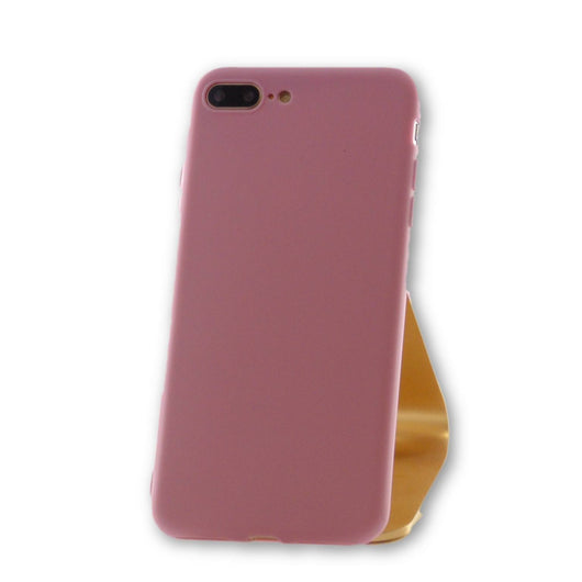 iPhone 7 Plus Pink Silicone Case-FlagshipsGear